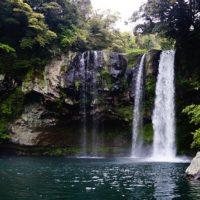 jeju-island-cheonjiyeon-waterfall-1594590_640